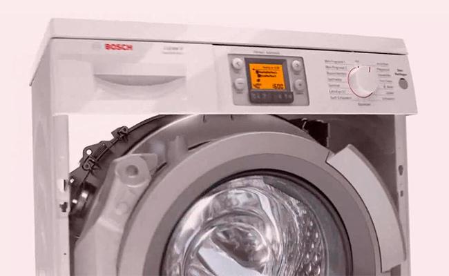 Bosch WAQ224468ES