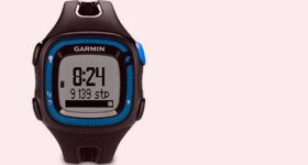 Garmin Forerunner 15; el mejor pulsómetro