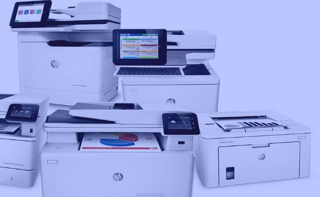 Impresora multifuncional