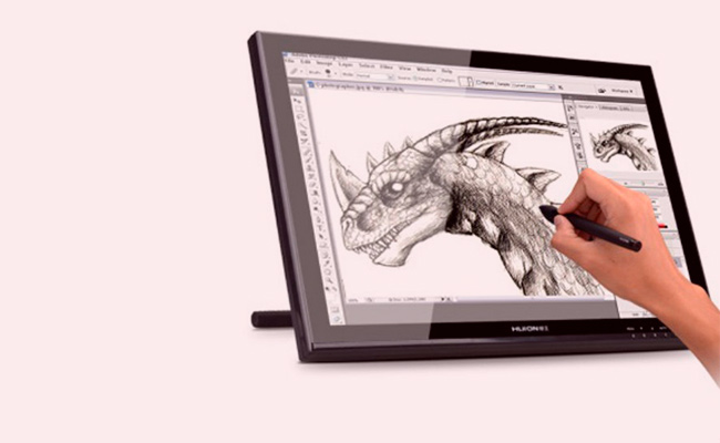 tableta gráfica