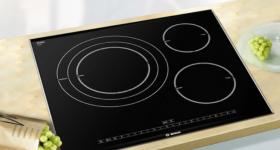 Placa de inducción modelo pid631b17e de Bosch; especificaciones
