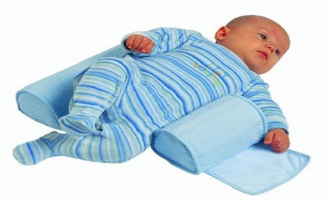 Compra un cojín antivuelco para tu Bebé e invierte en tu tranquilidad