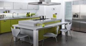 Mesas de cocina ¿Cuál es la que mejor se adapta a mis necesidades?
