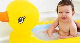 Bañeras de bebé ¿Cuál es la mejor?