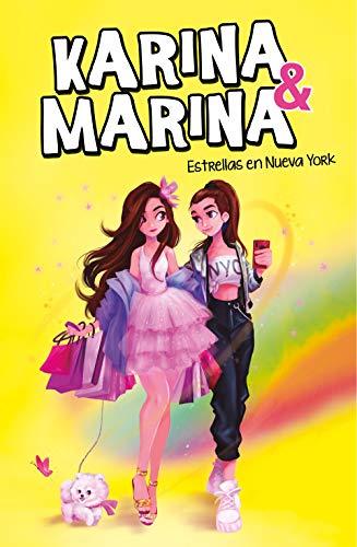 Libros de Karina y Marina