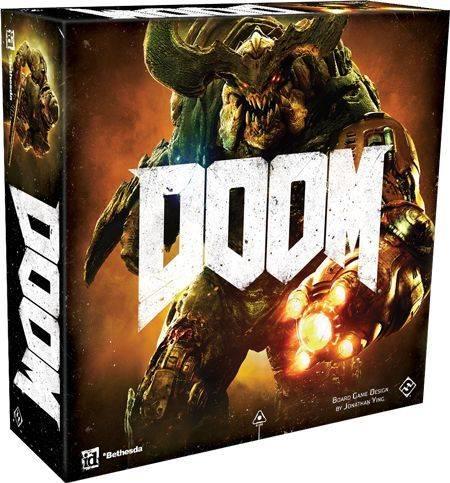 Juego De Mesa Doom