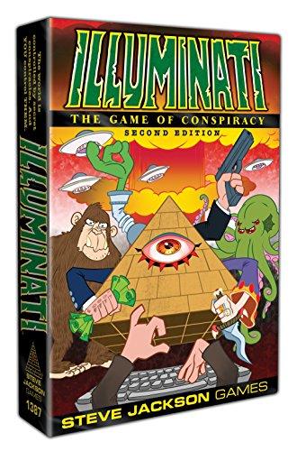 Juegos De Cartas Illuminati