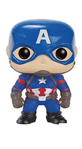 Mejores funko pop capitán américa