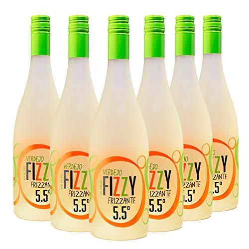 Mejor Vino Blanco Frizzante