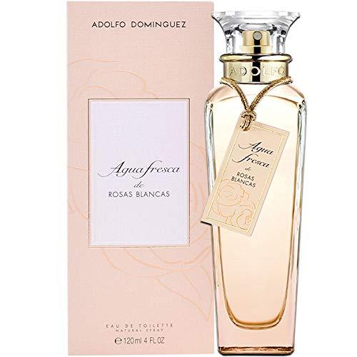 Mejor Adolfo Domínguez Agua Fresca De Rosas Blancas
