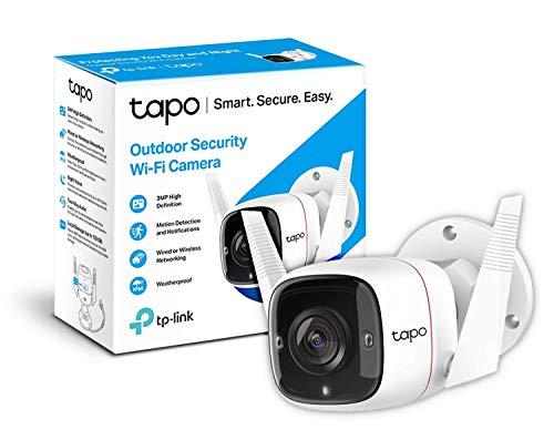 Cámara de vigilancia TP-Link TAPO