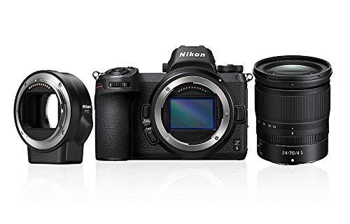 Comprar cámara Nikon Z6 II