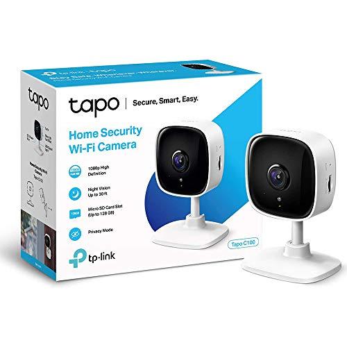 Cámara de vigilancia TP-LINK IP