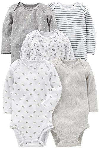 Mejores bodies de algodón para bebes