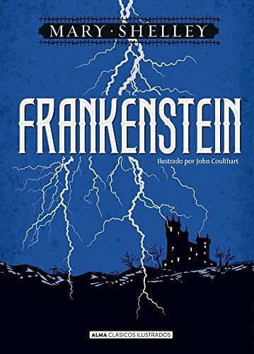 Comprar novela Frankenstein